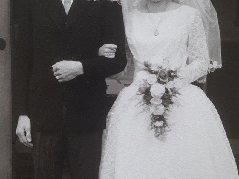 Beckett wedding