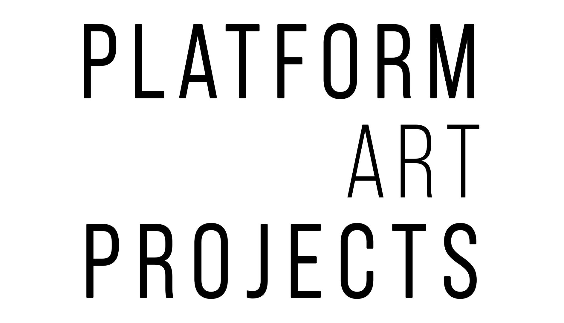 Platform Art Projects Logo