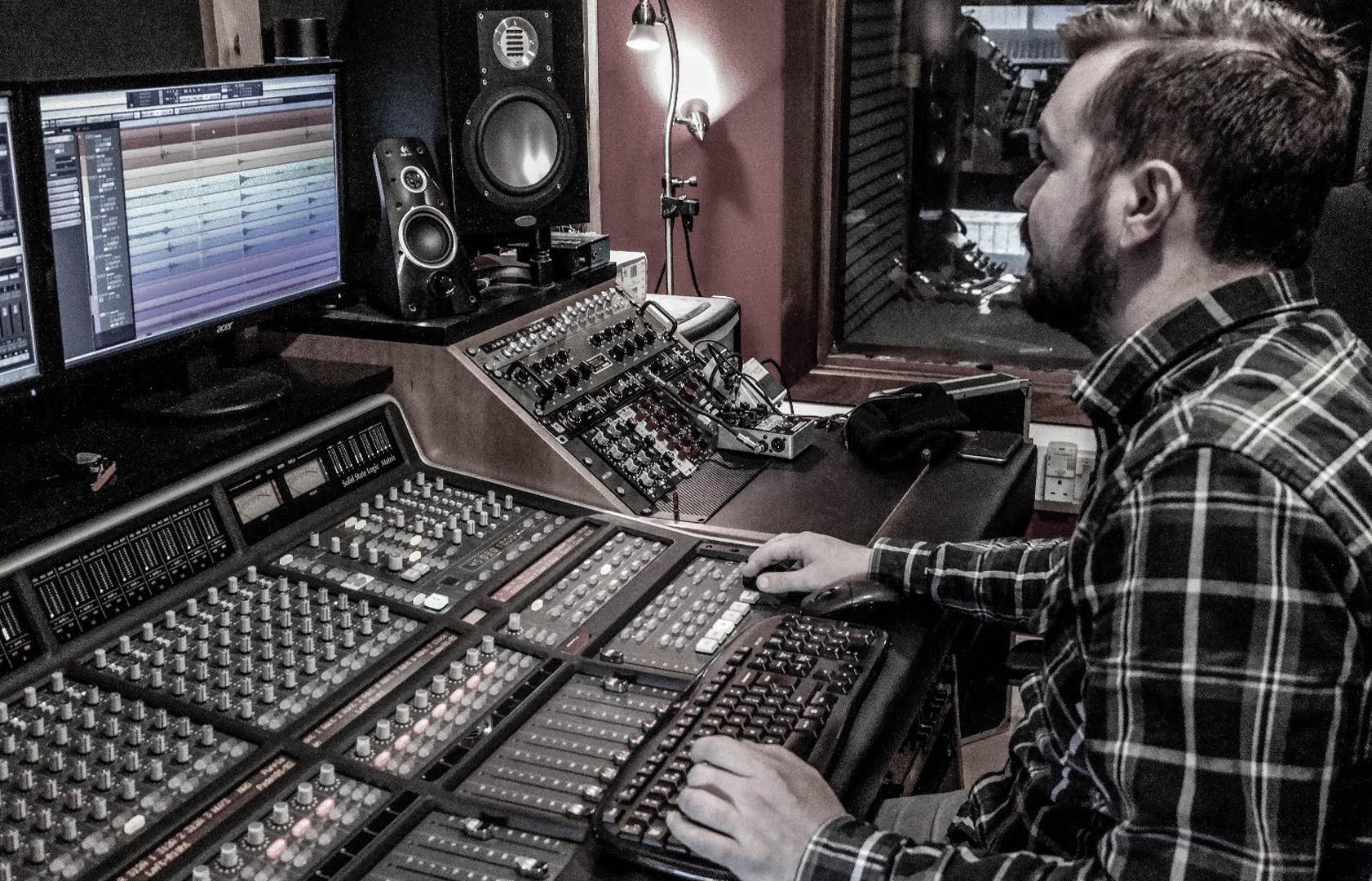 Hidden Track Studios based in Creative Quarter