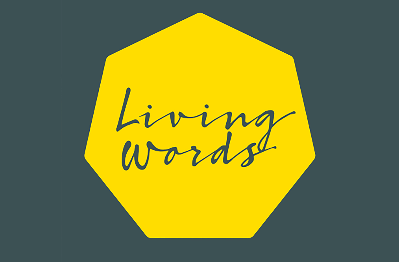 Living Words Logo