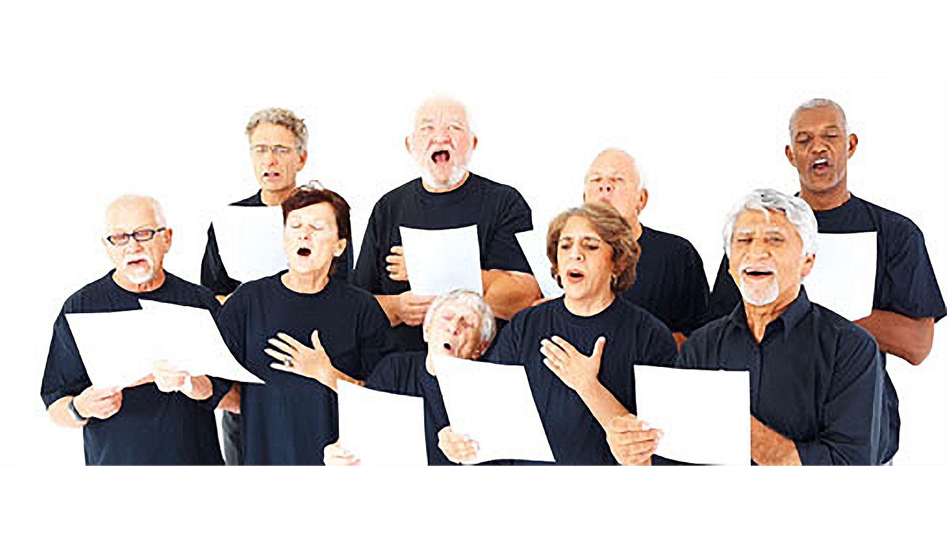 Living Lively singing group