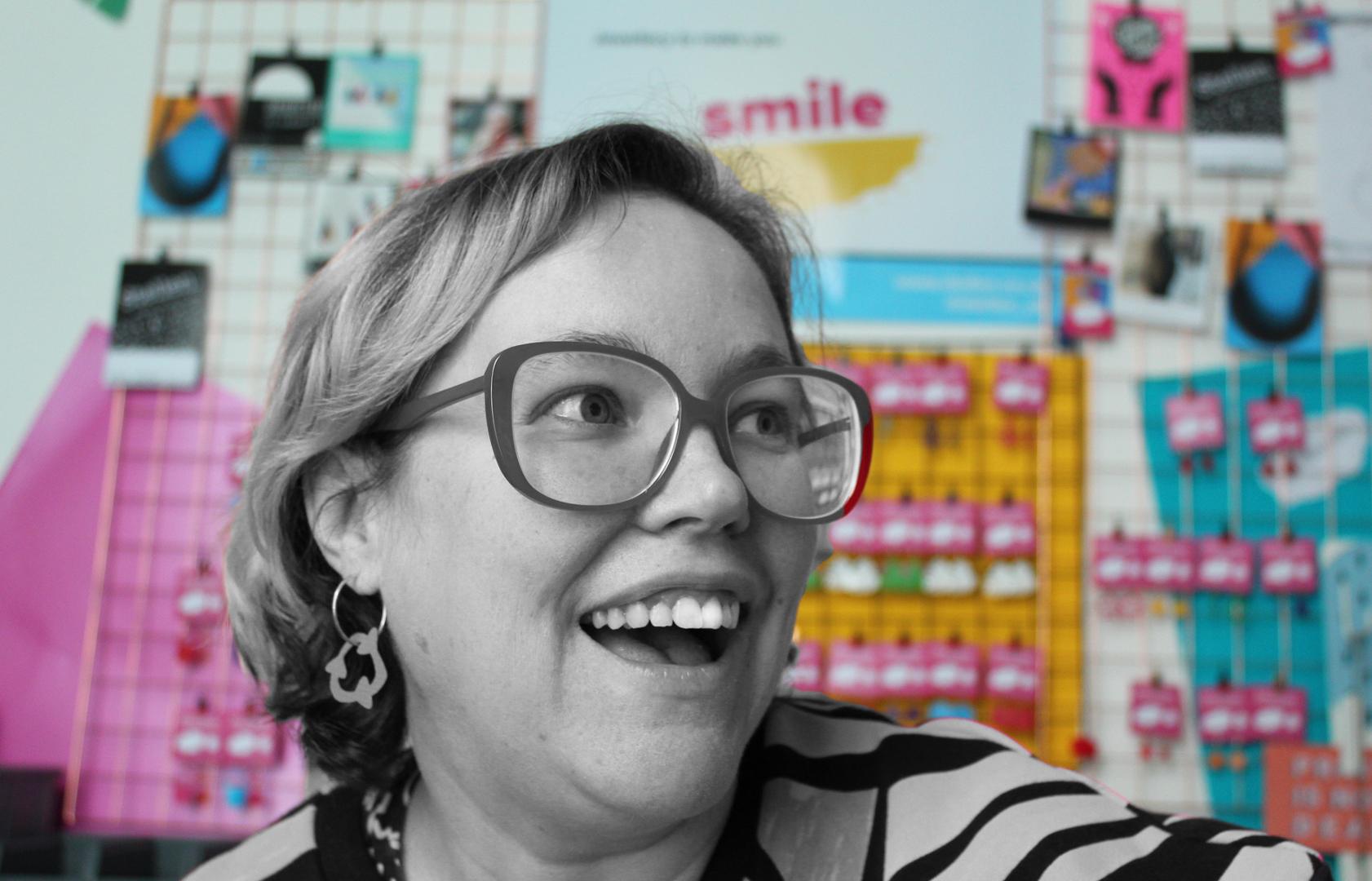 Kate Strickland of Stellen Creative