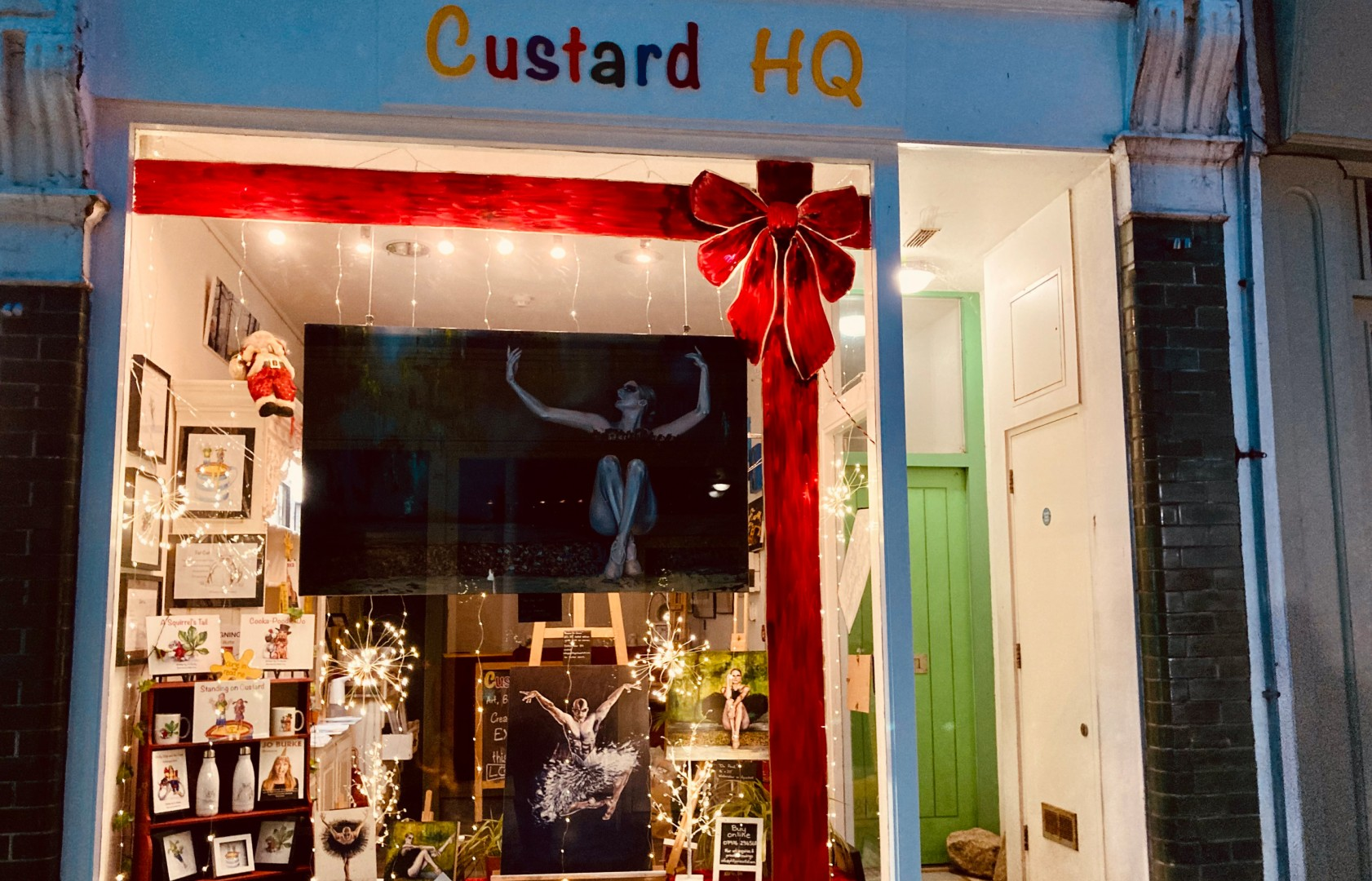 Custard HQ on The Old High Street
