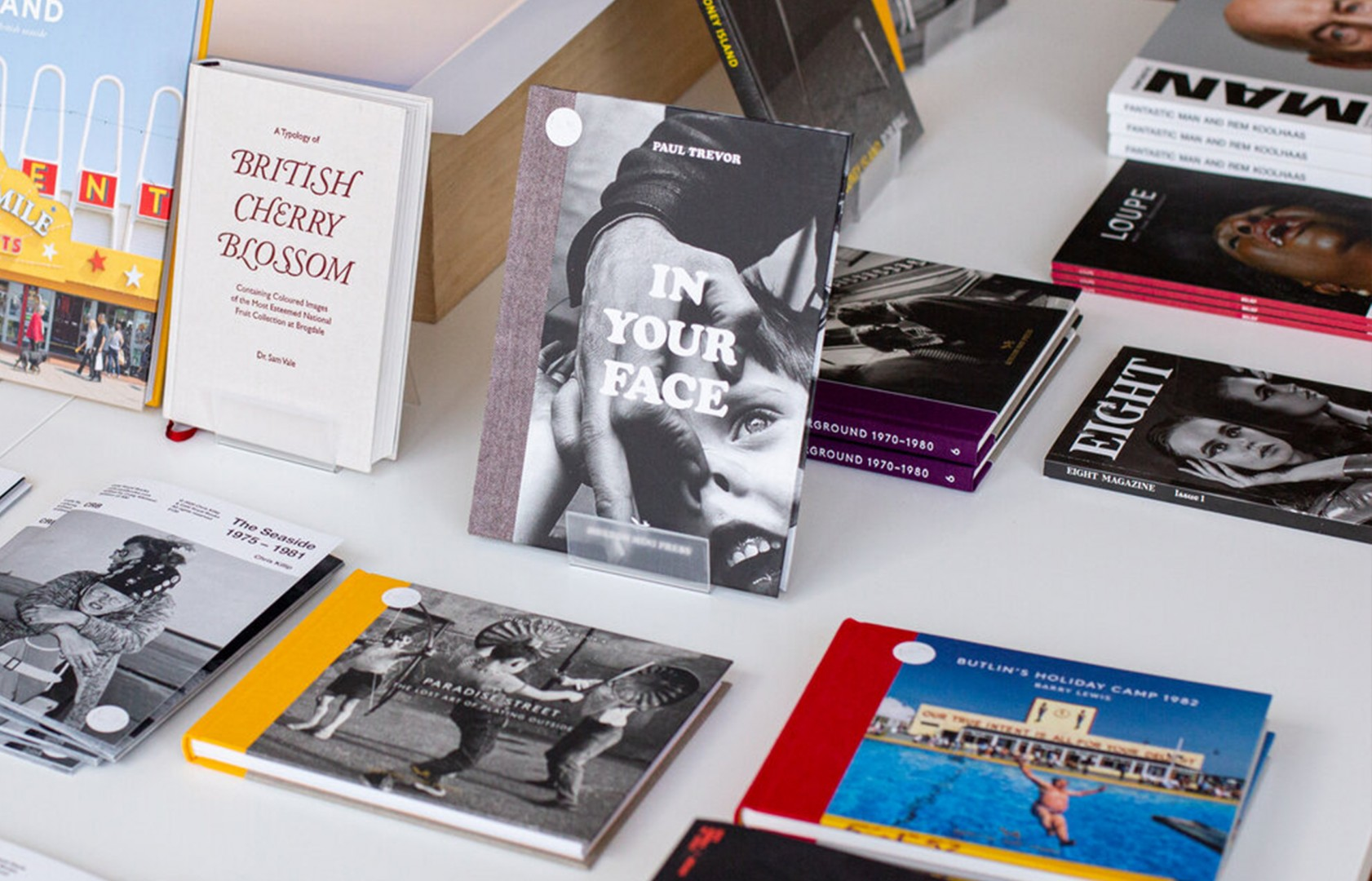 A selection of photographic journals