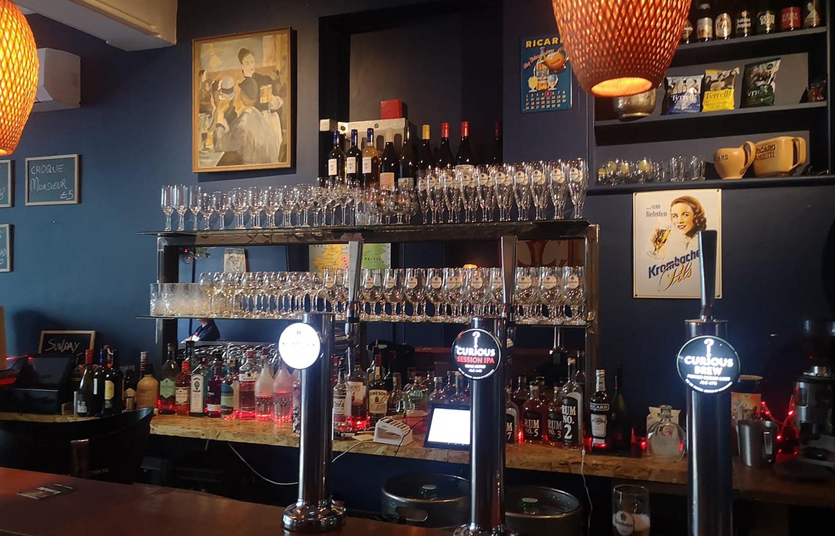 The Old Buoy, Folkestones Belgian Bar
