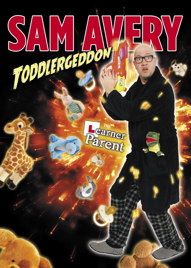 Sam Avery Toddlergeddon plain