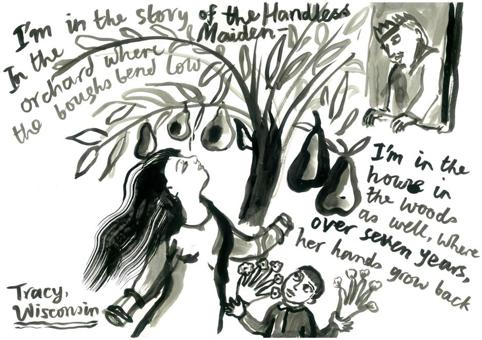 Sophie Herxheimer: Drawing Power
