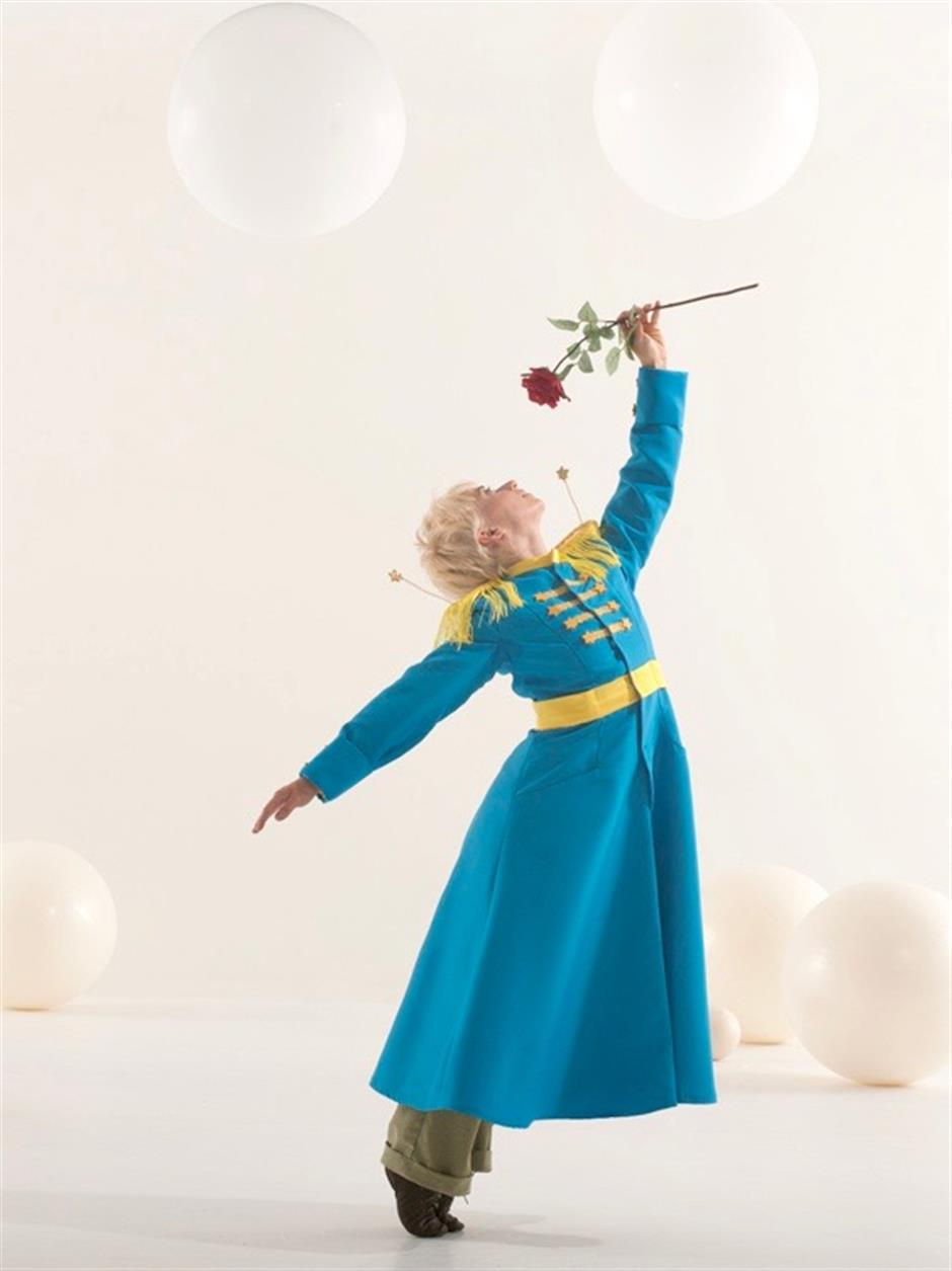 Protein Dance: The Little Prince
