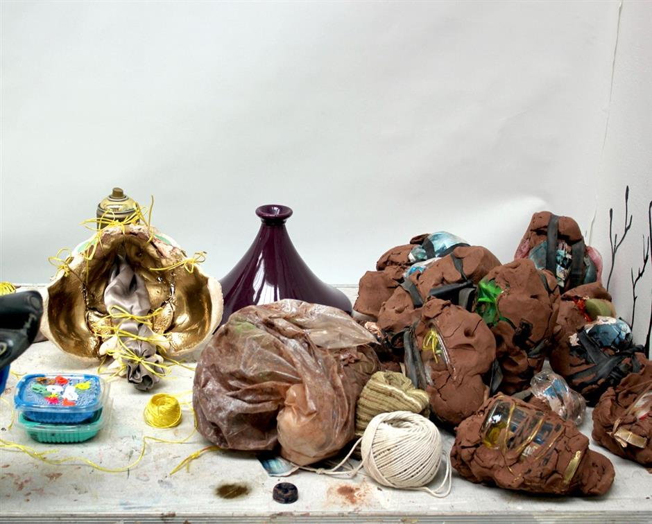 Triennial Family Workshop - Power Objects with Katrin Albrecht