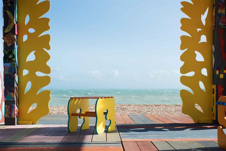 The Sea Pavilion