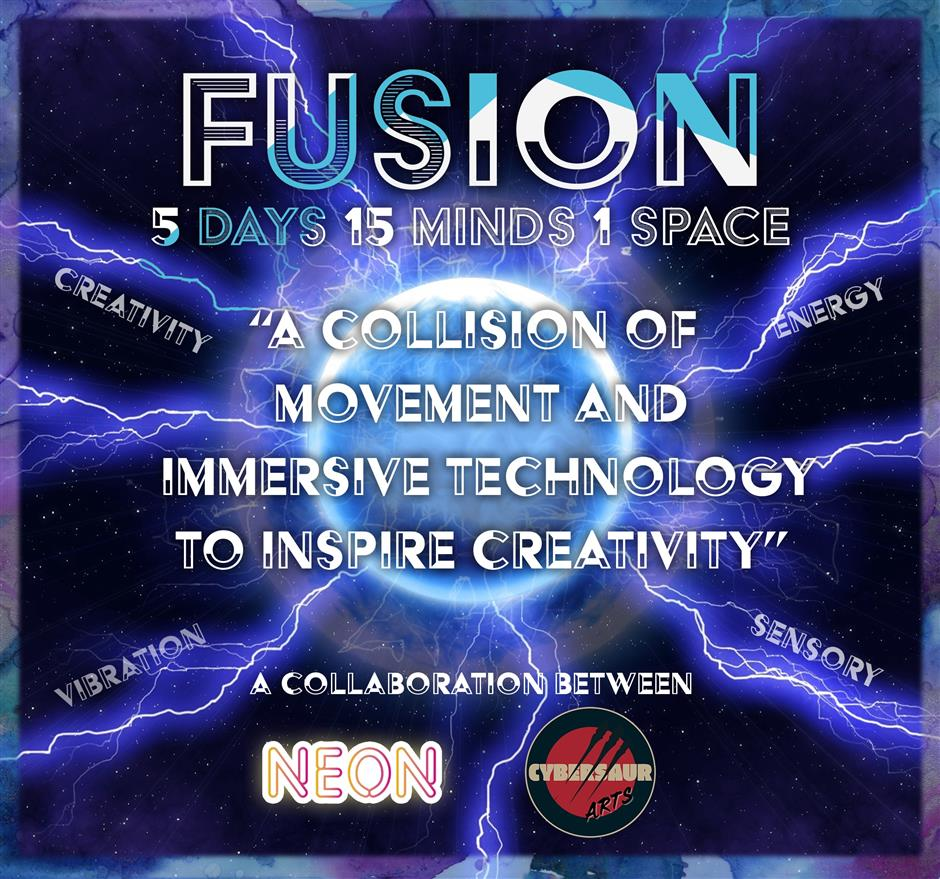Fusion Summer School (Ages 8-11)