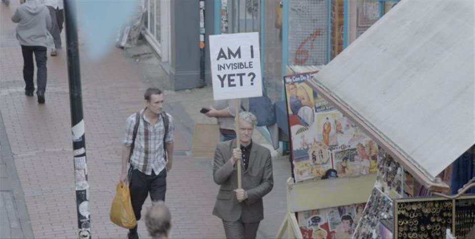 I Get Knocked Down (cert 18) + Q&A with Sophie Robinson & Duncan Bruce + short film Saint Making