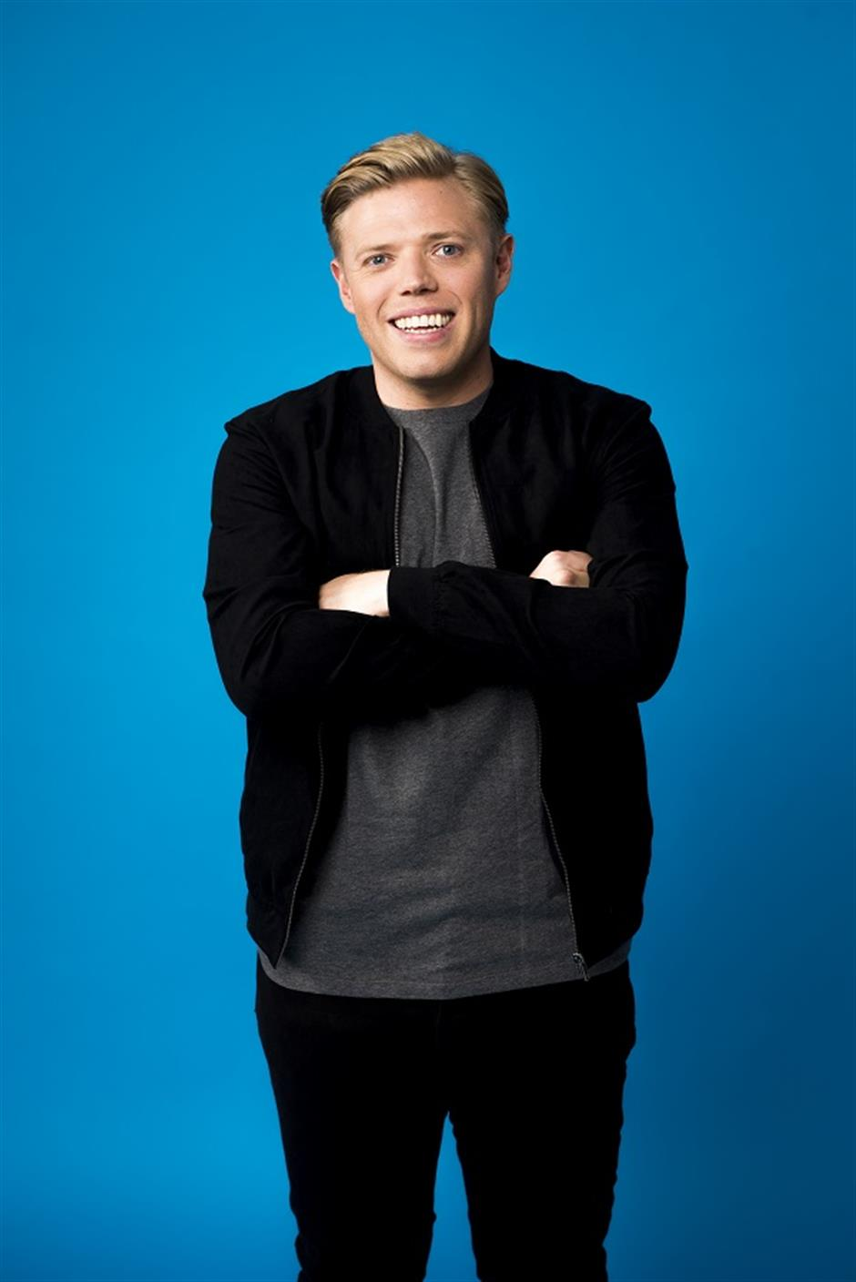 Rob Beckett: Work In Progress