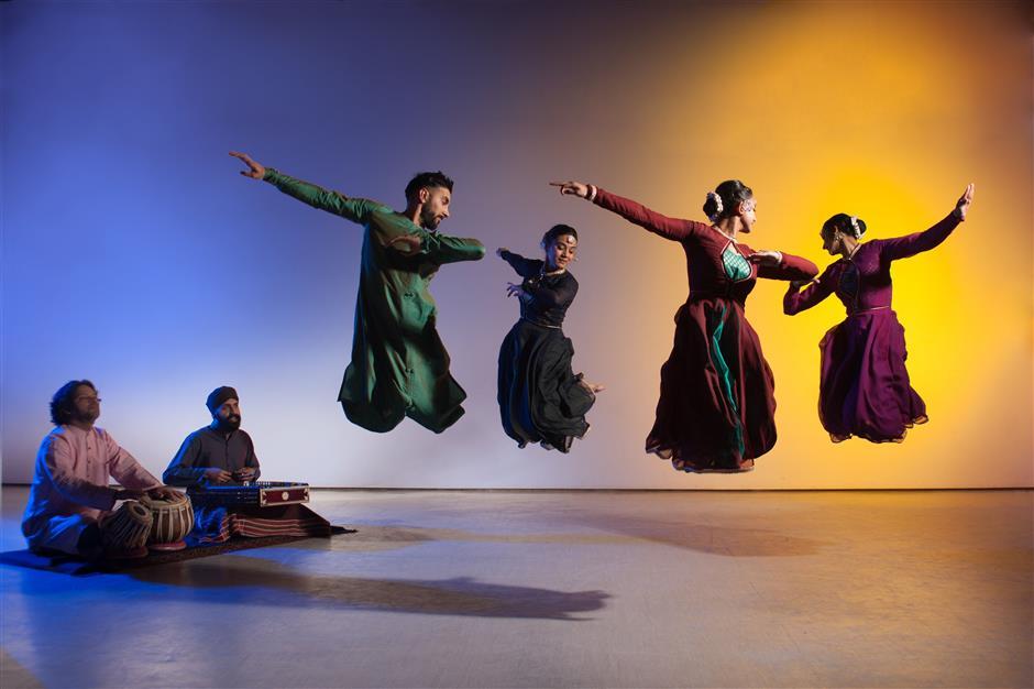 Pagrav Dance Company - Kattam Katti