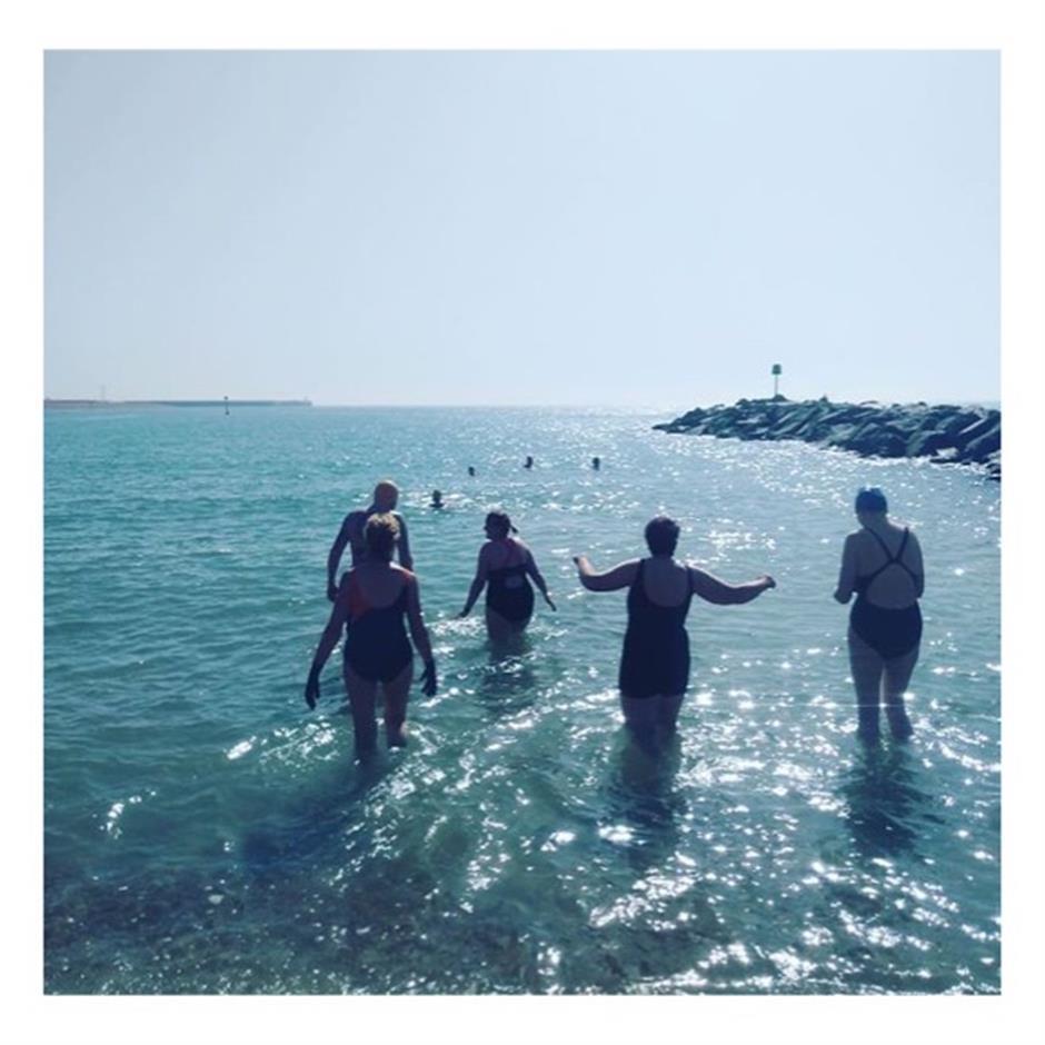 International Women's Day Celebratory Sea Swim!