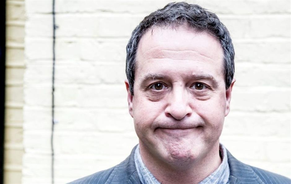 Mark Thomas: Serious Organised Criminal (live)
