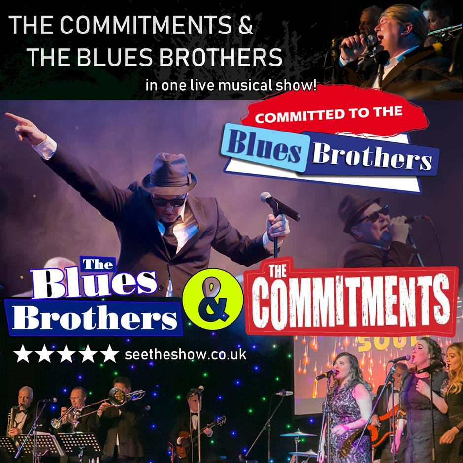 The Ultimate Commitments & Blues Brothers Experience