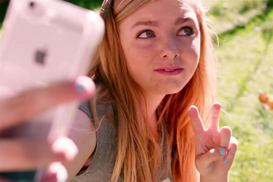 Film: Eighth Grade (Cert 15)