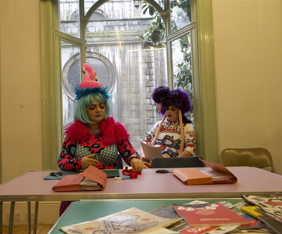 Istanbul Queer Art Collective: Moebius Stripping