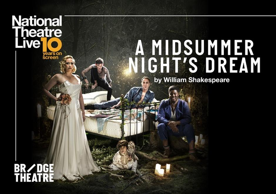 NT Live (Encore):A Midsummer Night's Dream