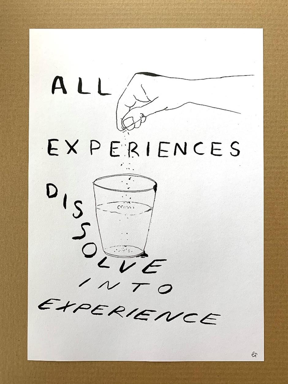Triennial Family Workshop - All experiences dissolve into experience with Sam Ayres