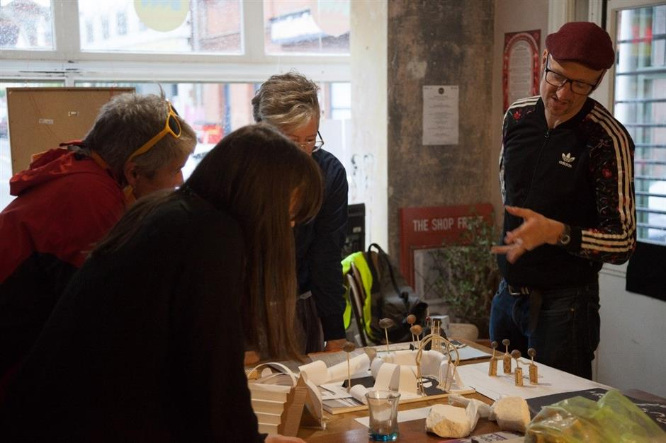 Folkestone Is An Art School: The Regeneration Game with the Transit Collective