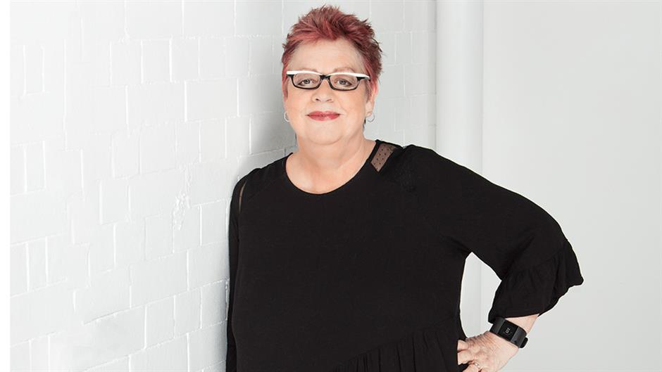 Jo Brand : Work In Progress