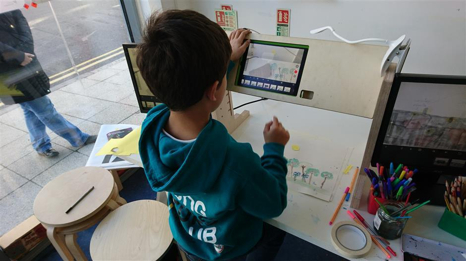 Young Animators Club at Block 67: Ages 8-12