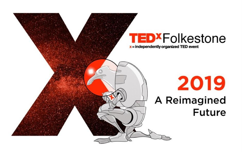 TEDx Folkestone: A Reimagined Future