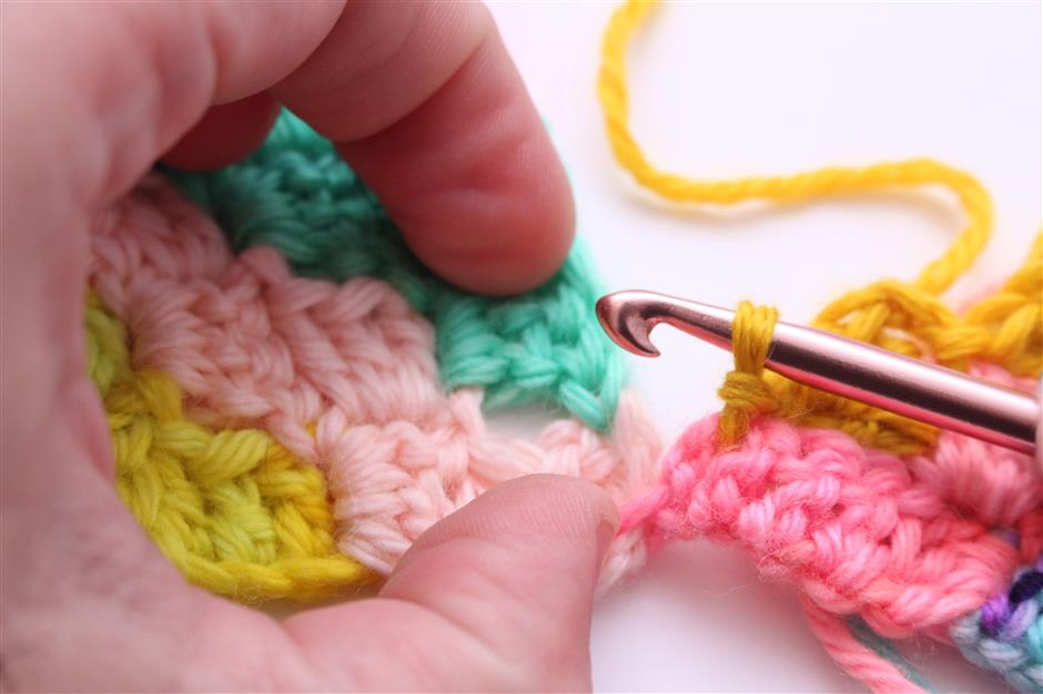 Craftivism With Harbour Crochet