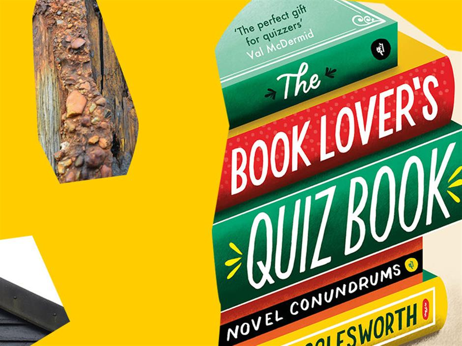The Book Lover's Quiz with Gary Wigglesworth