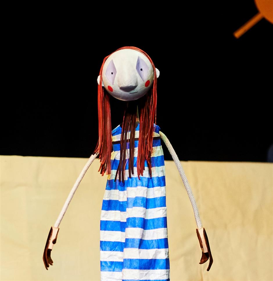 Goody and Storey & Norwich Puppet Theatre: Hansel and Gretel