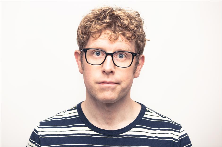 Josh Widdicombe – Work In Progress (plus support)