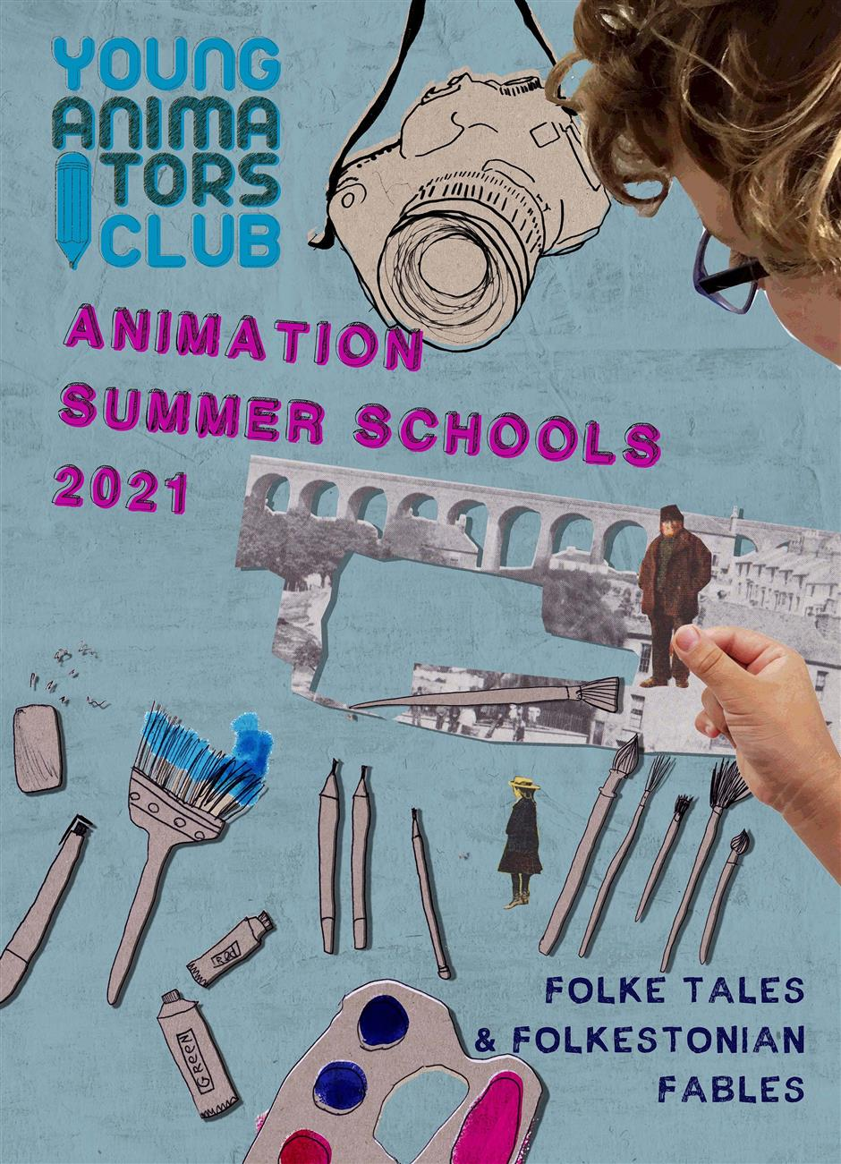Young Animators Summer School for children (2 day course)