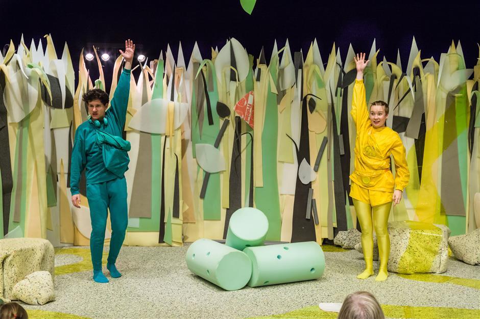 The Herd Theatre: Slime