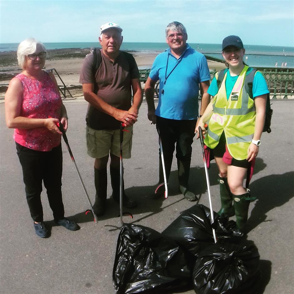 Guardians of the Deep: Great British Beach Clean