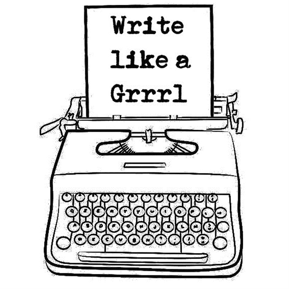 Write like a Grrrl!