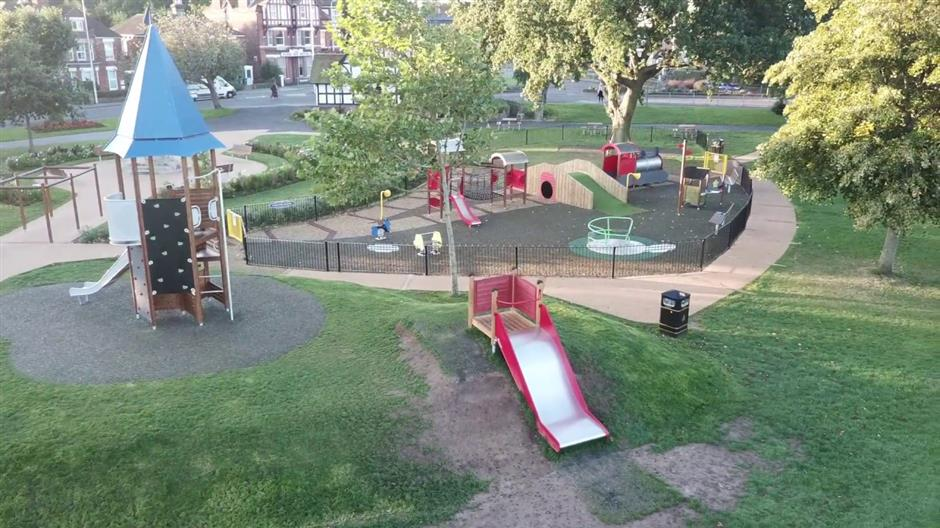 FORTUNE HERE: The successful community campaign for a new Radnor Park
