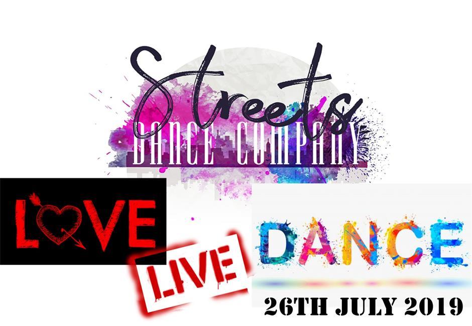 Love, Live, Dance