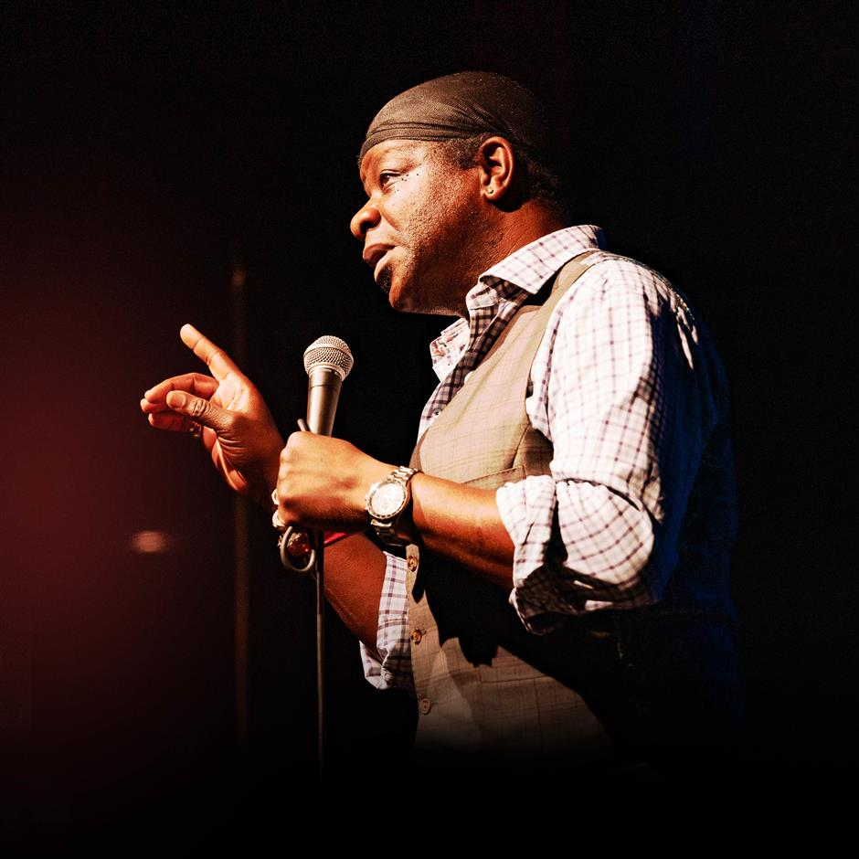 Stephen K Amos: Everyman