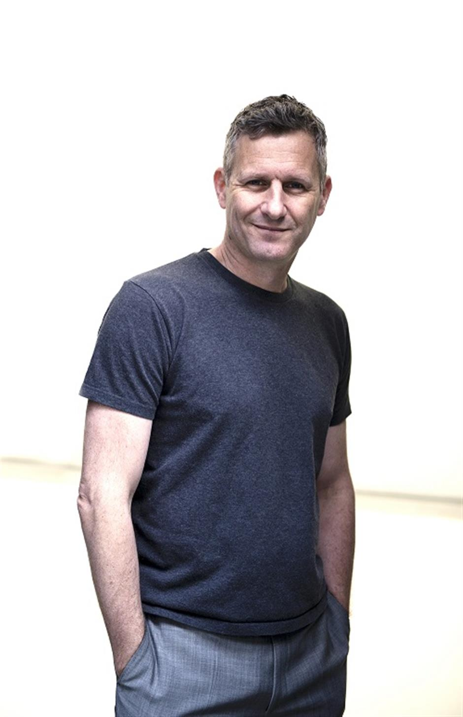Adam Hills: Work in Progress