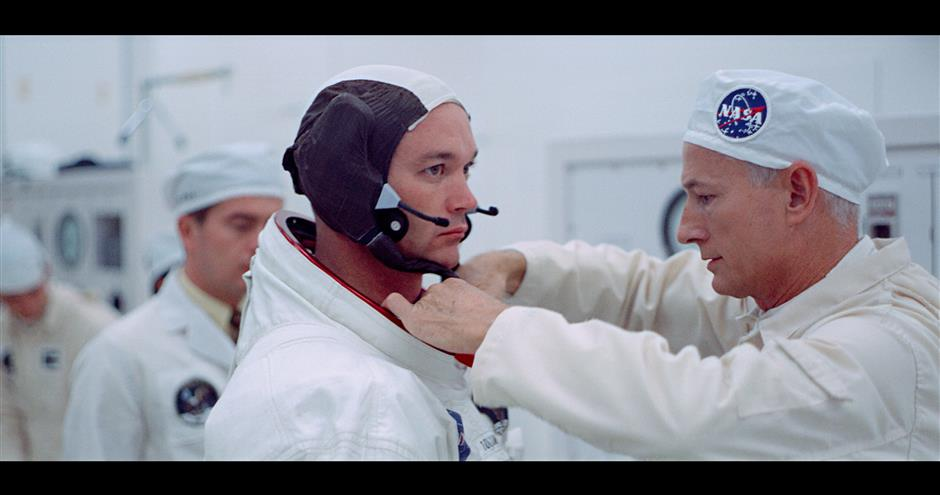 Doc Club: Apollo 11 (cert U)  + Skype Q&A