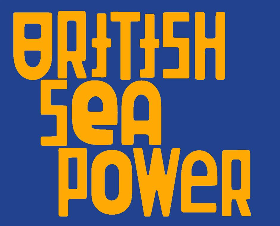Melting Vinyl present: British Sea Power