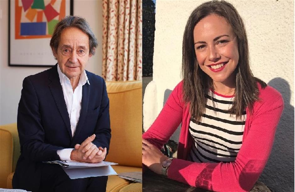 Anthony Seldon & Isabel Hardman