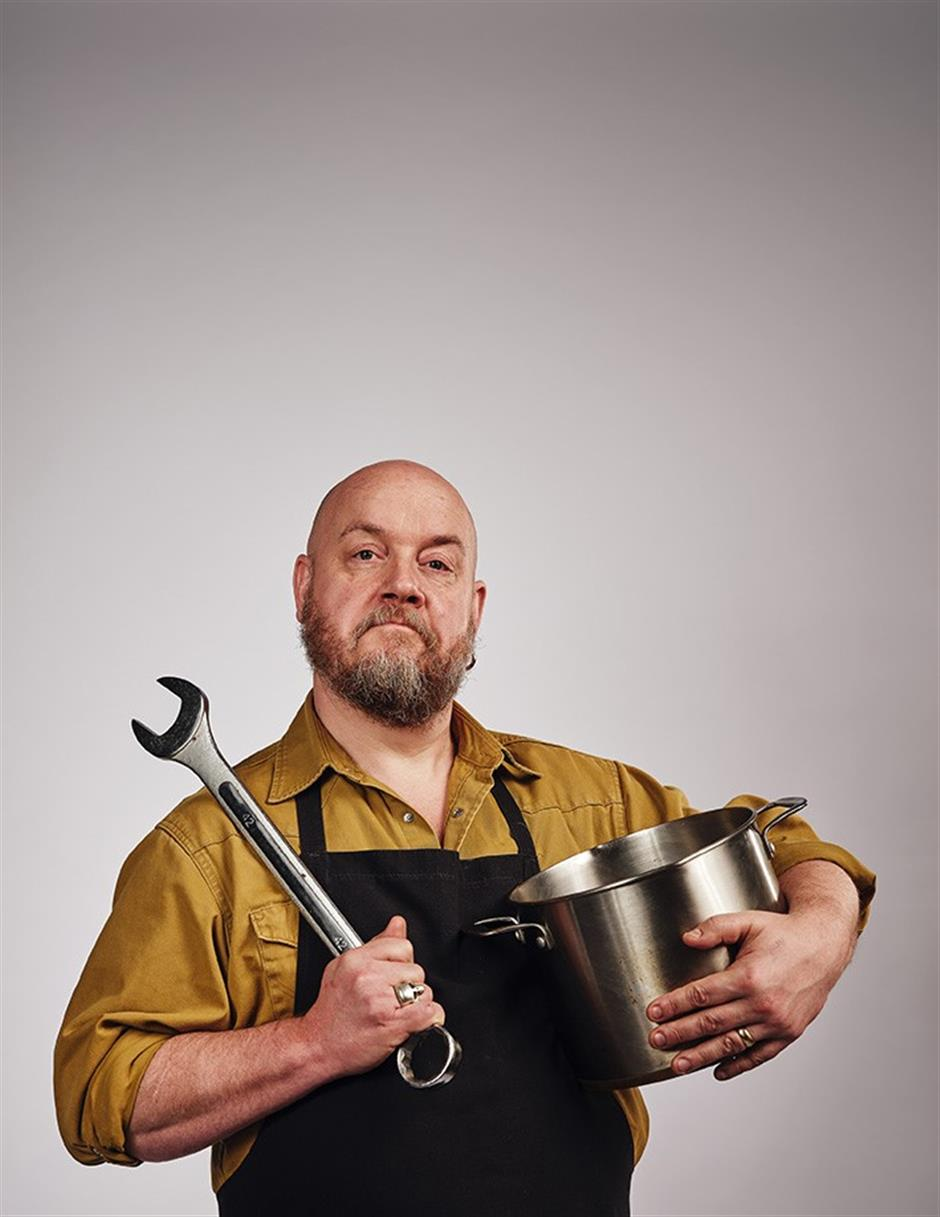 George Egg: Movable Feast