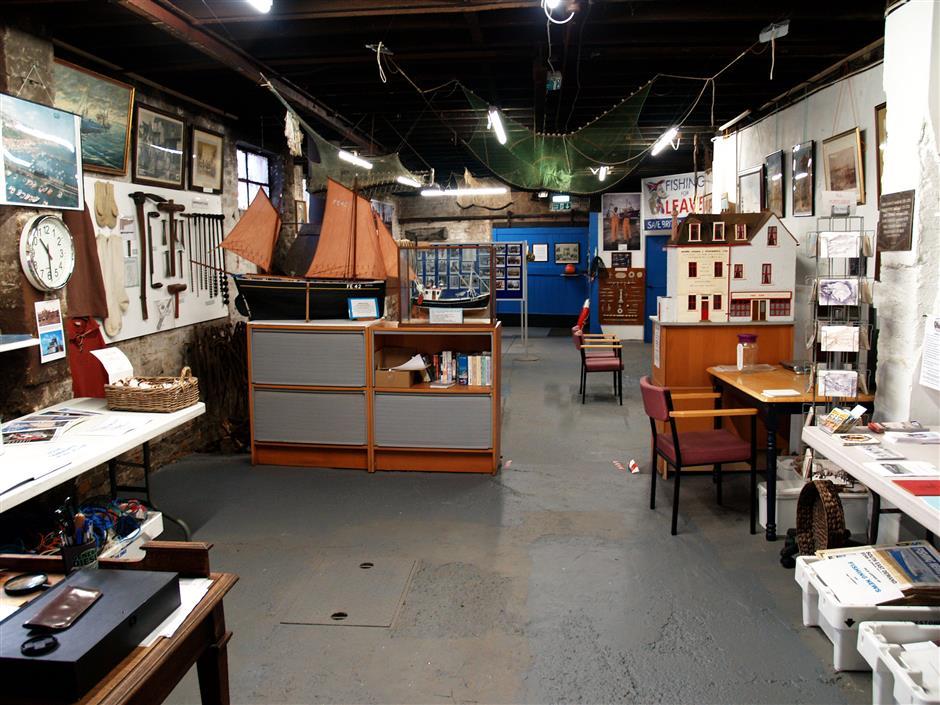 Folkestone's Fishing Heritage & History Museum