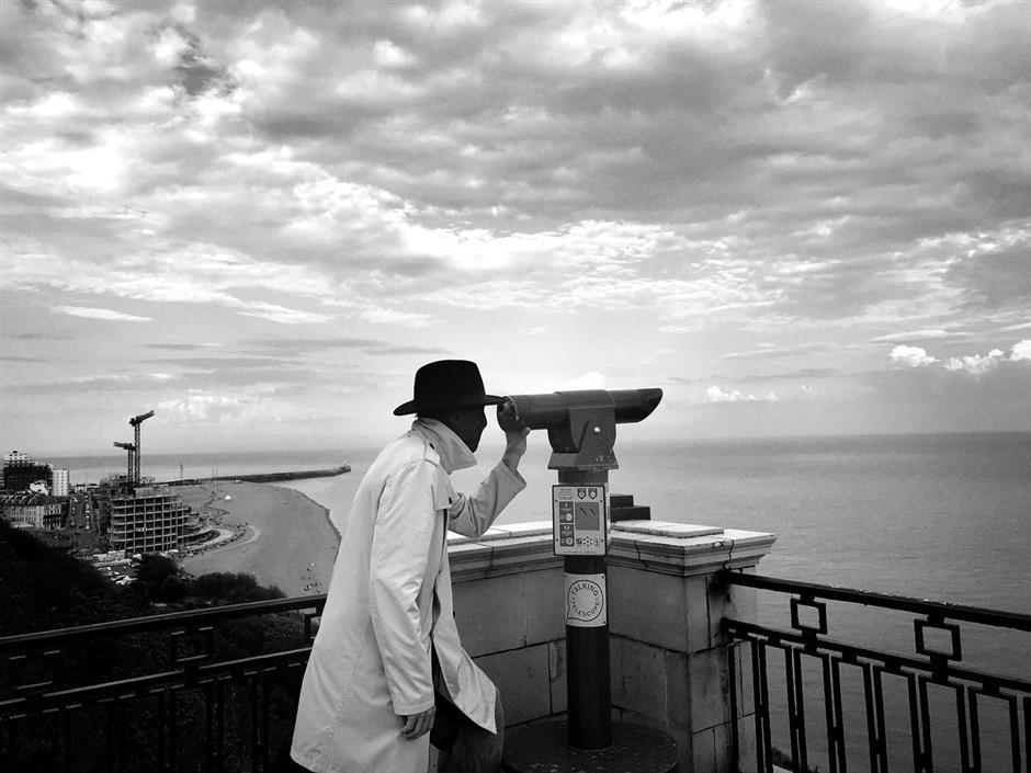 Beckett In Folkestone: Film